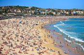 The World Famous Bondi Beach